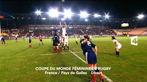 Coupe du monde f minine 2014 france pays de galles - Programme coupe de monde de rugby ...