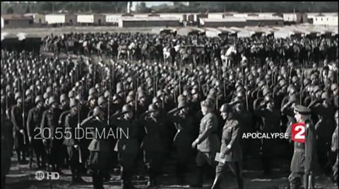 Apocalypse (France 2) 28 avril