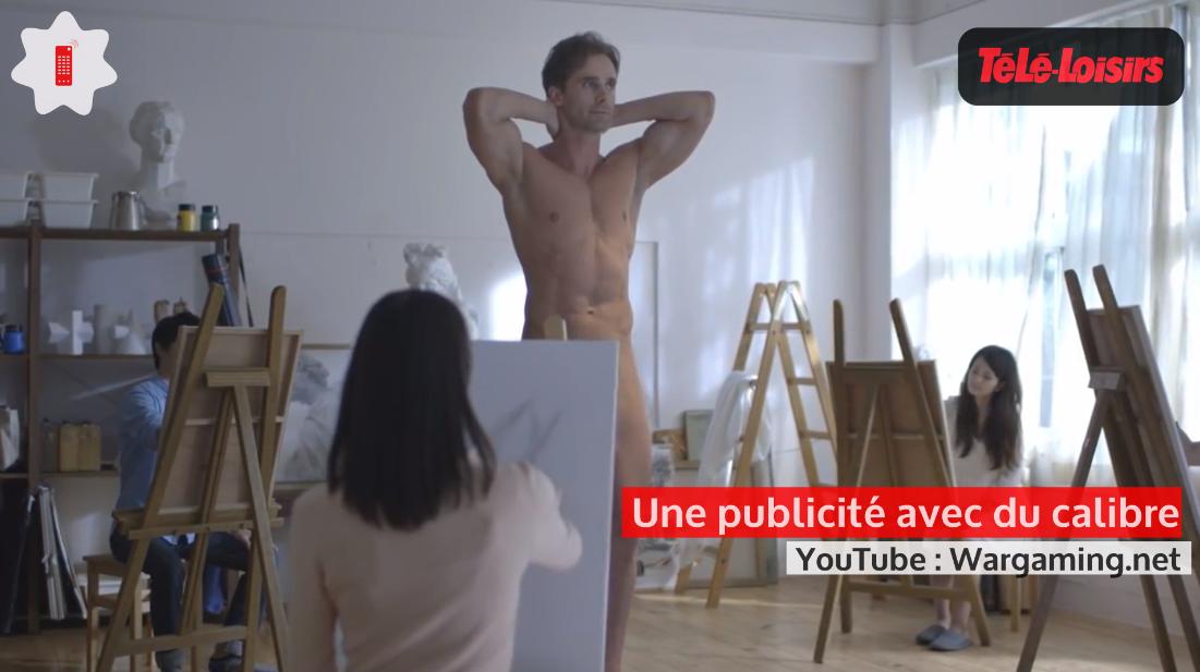 Faire Le Menage Nue cet homme pose nu et la suite va (vraiment) vous étonner le