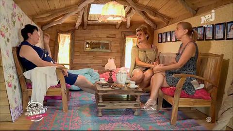 Les vacances des Anges - Amélie et Sofiane nominés, ça va partir en live !