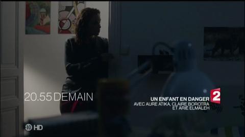 Bande-annonce - Un enfant en danger (France 2) Mercredi 6 avril
