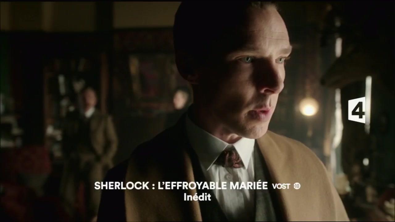 Bande-annonce - Sherlock (France 4) mardi 17 mai à 20h55