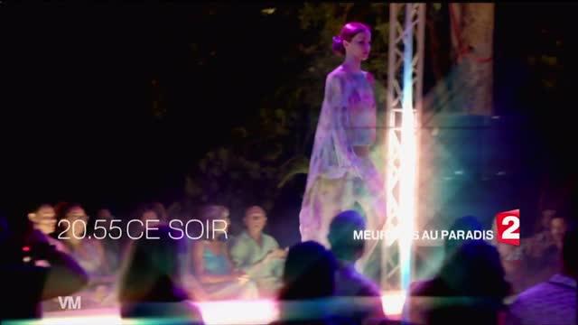 Bande-annonce - Meurtres au paradis - France 2 (lundi 8 août à 20h55)