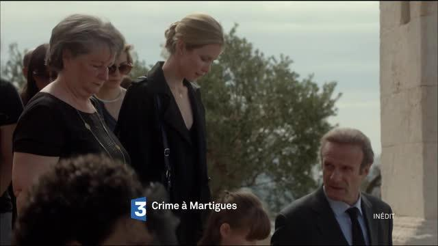 Crime A Martigues - 22 octobre