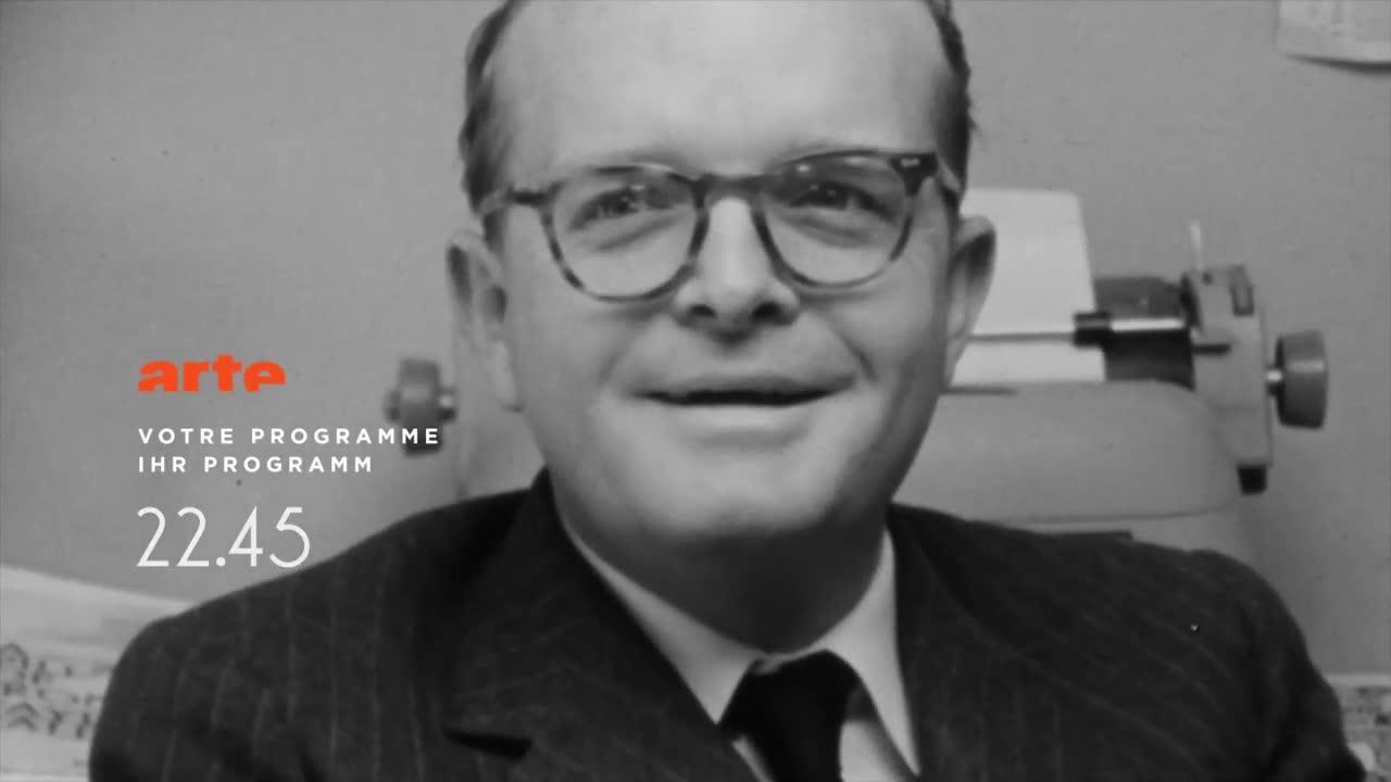 Truman Capote-Enfant Terrible