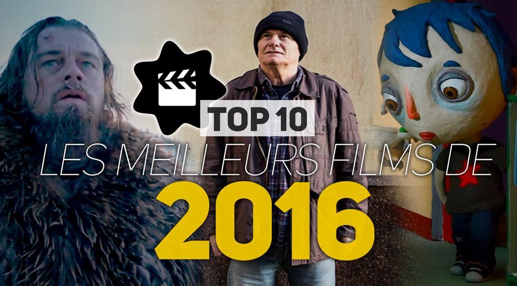 TOP 10 : les meilleurs films de 2016 selon la rédac ciné !