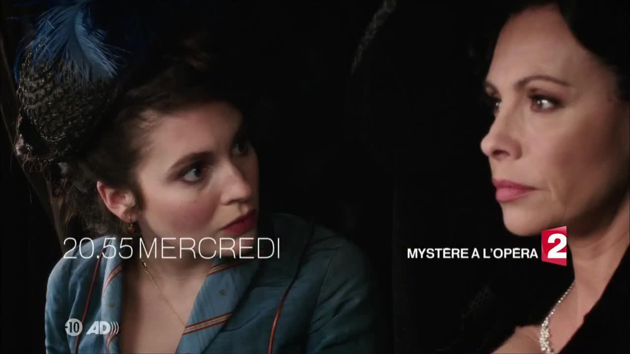 Mystère à l'Opéra - 4 janvier