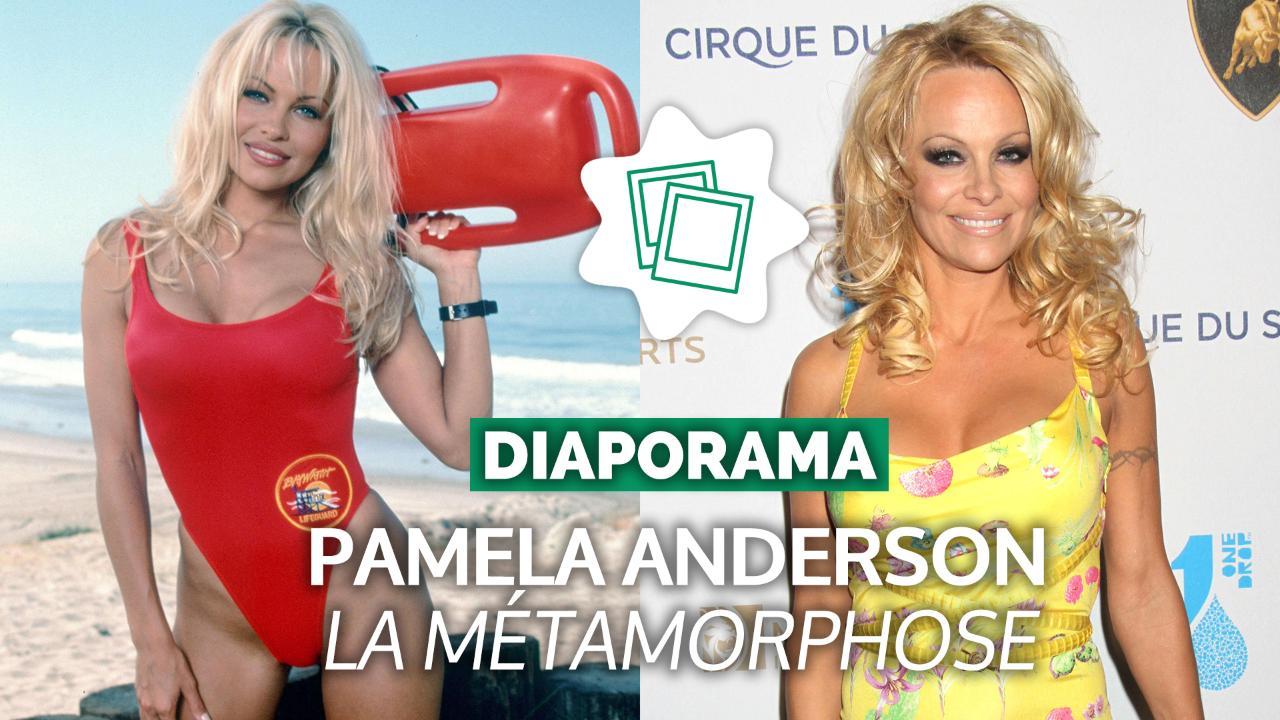 Pamela Anderson quitte Malibu pour s'installer à… Marseille !