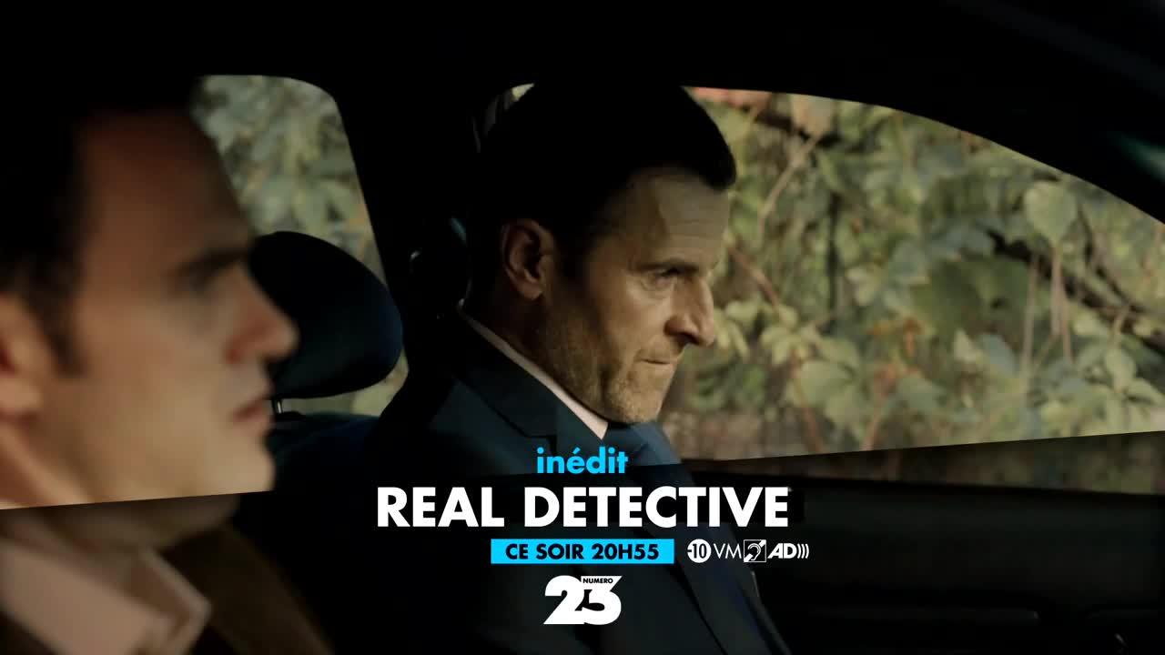 Real detective - 12 janvier