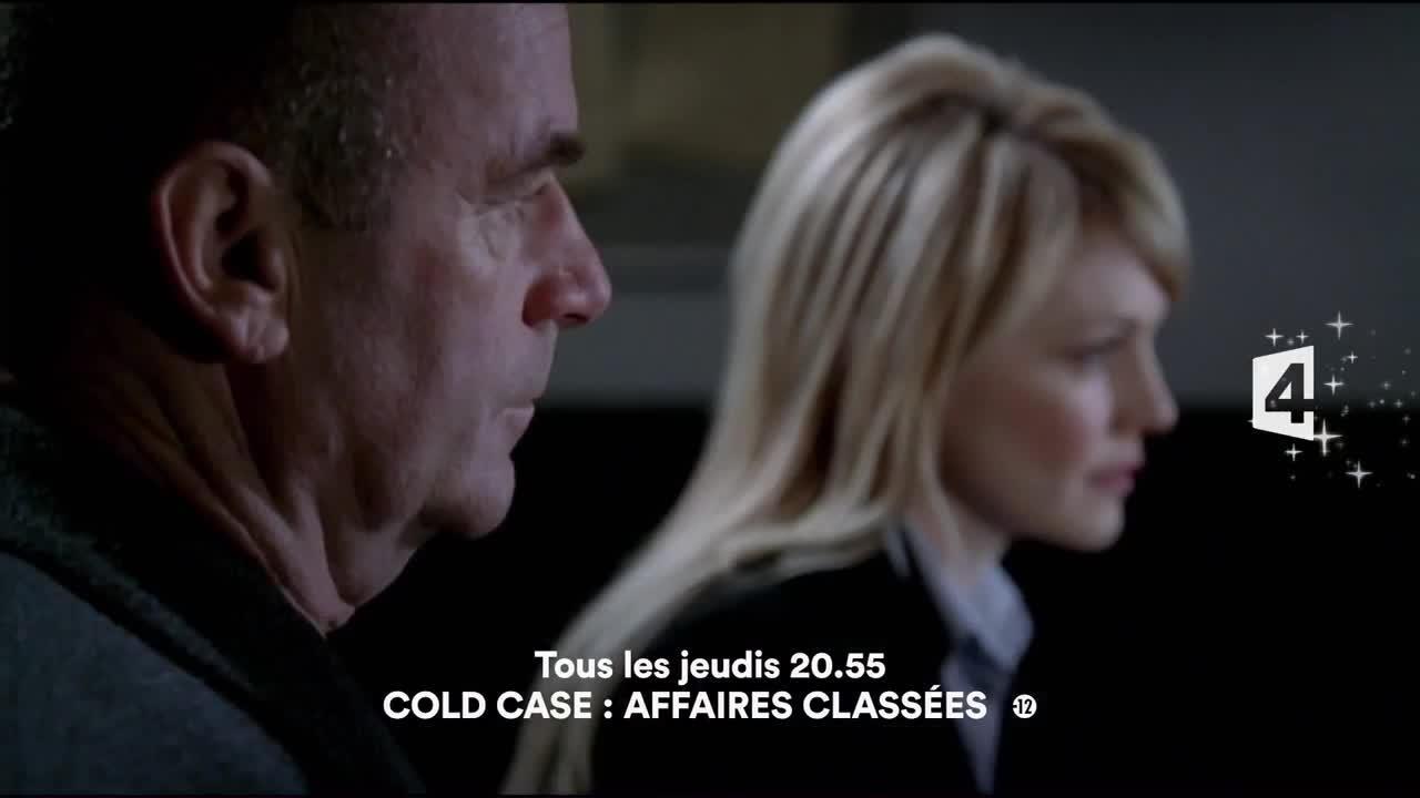Cold Case : affaires classées - 5 janvier