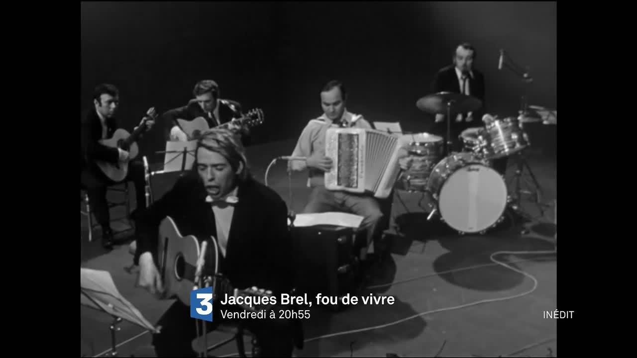 Soirée Jacques Brel - 17 février