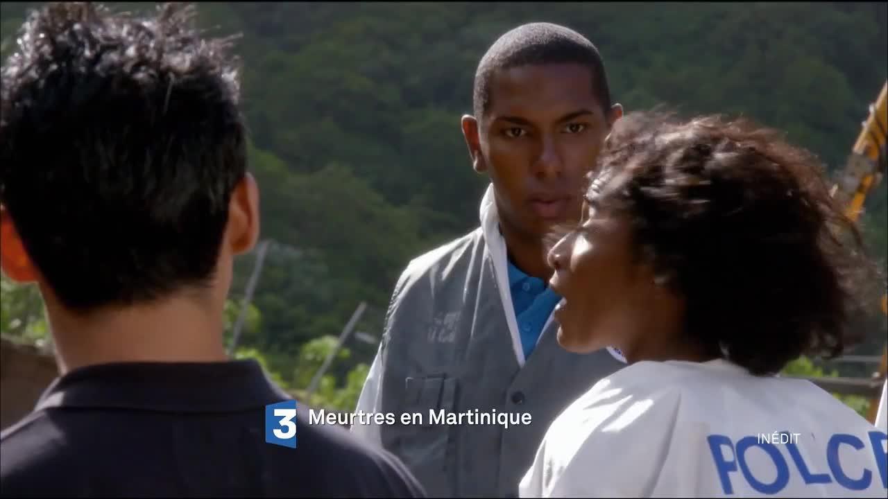 Meurtres en Martinique - 25 février