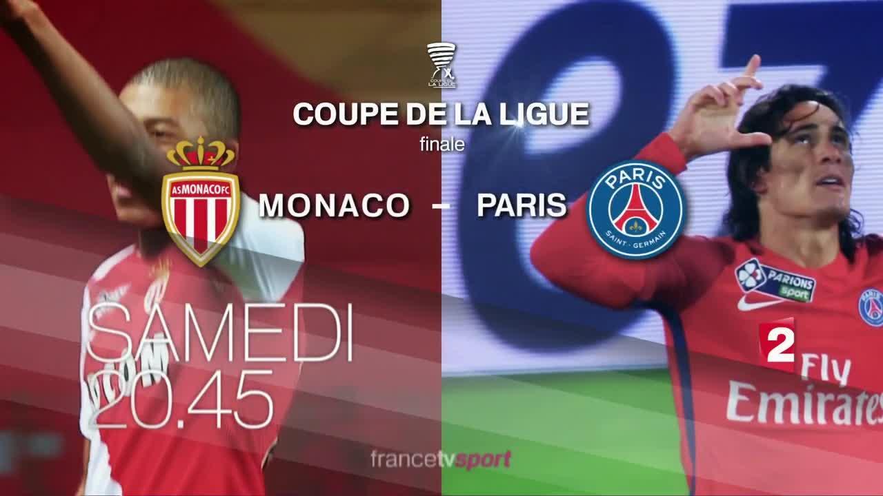 Coupe de la ligue monaco paris sg - Coupe de la ligue programme tv ...