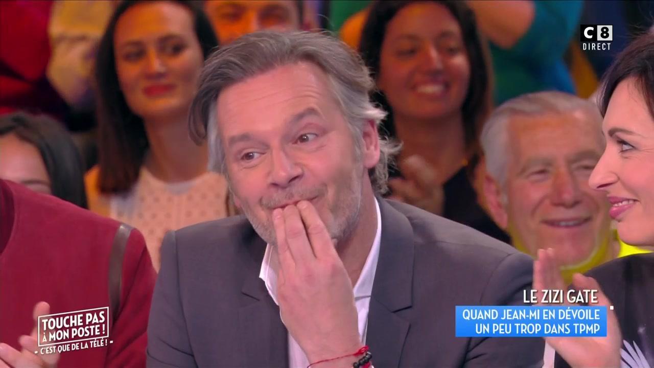 Après son accident de pantalon, Jean-Michel Maire présente ses excuses en direct de TPMP