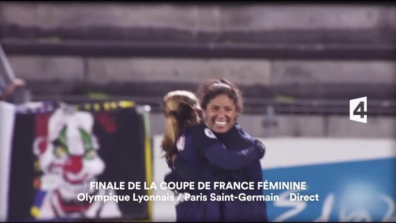 Foot - Lyon - PSG - 19 mai