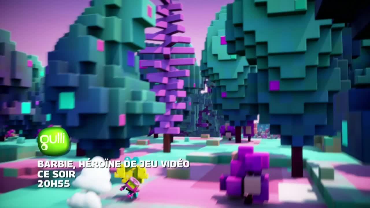 Barbie - Héroïne de jeu vidéo - 19 mai