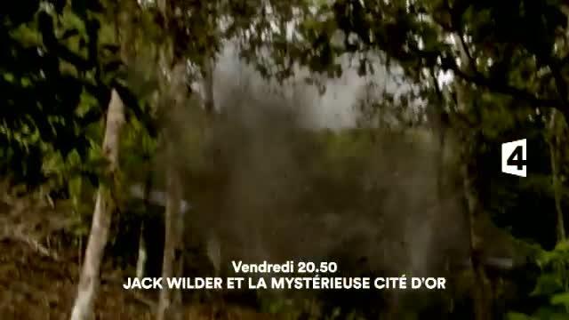 Jack Wilder et la mystérieuse cité d'or - 20 mai