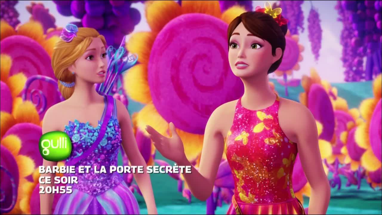 Barbie et la porte secr te - Barbie et la porte secrete film complet ...