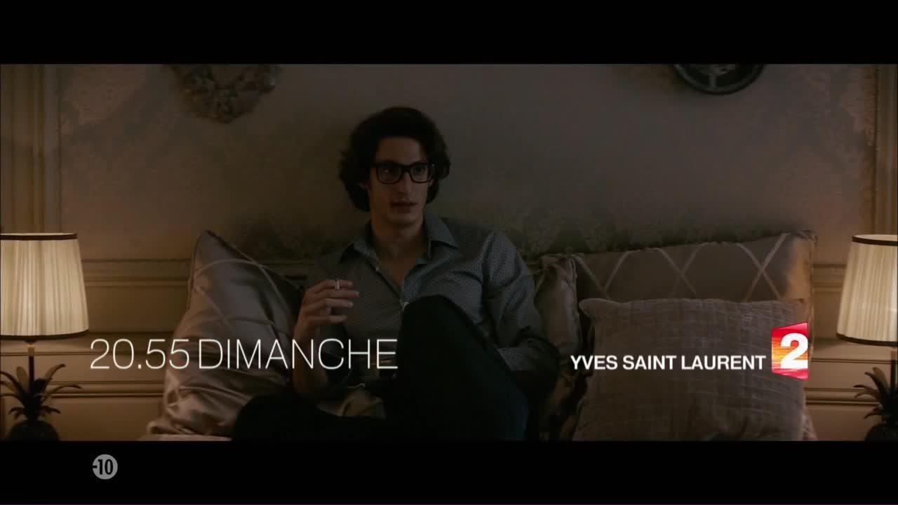 Yves Saint Laurent - 30 juillet