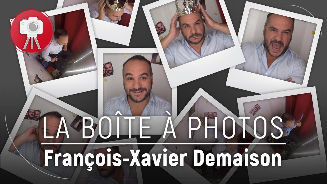 François-Xavier Demaison (Quadras, M6) dévoile son truc infaillible pour séduire