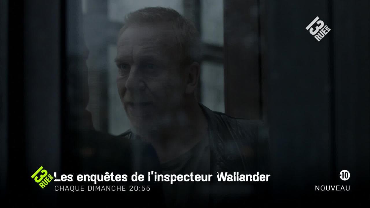 Les enquêtes de l'inspecteur Wallander