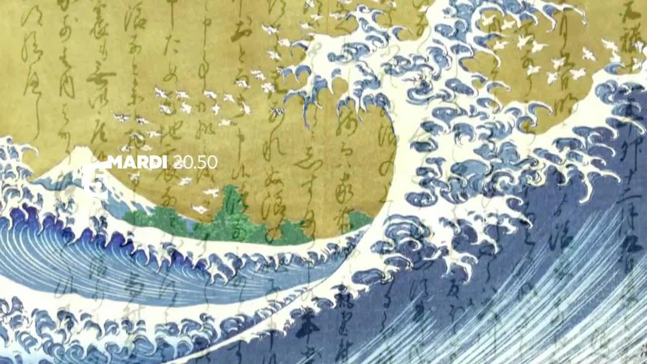 Tsunamis, du mythe à la réalité - 19 septembre