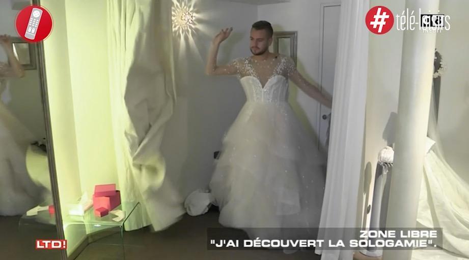 Jeremstar va se marier Avec lui,même !, Zapping  toutes les vidéos avec  Télé,Loisirs