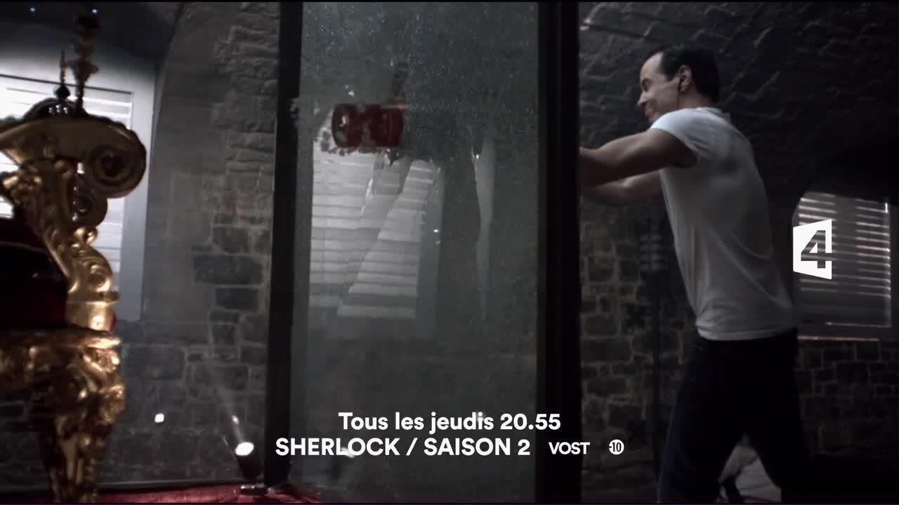 Sherlock - 30 novembre