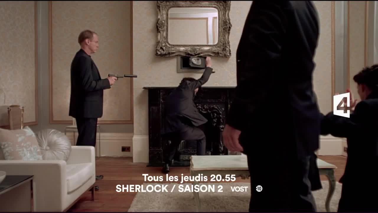 Sherlock - 23 novembre