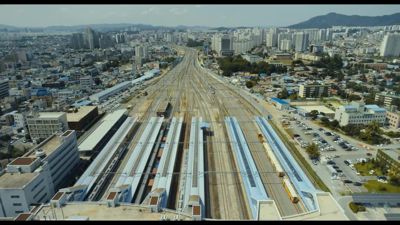 Dernier train pour Busan - 17 novembre