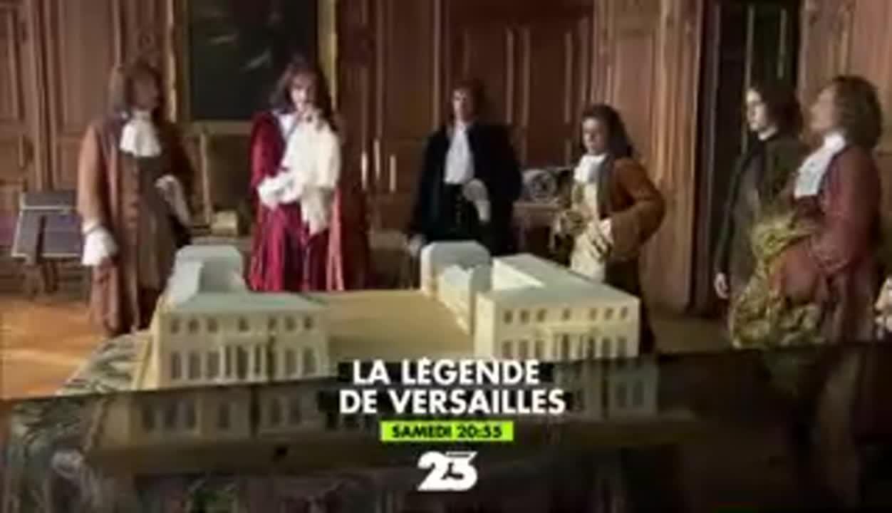 La légende de Versailles
