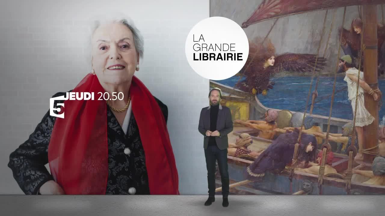 La grande librairie - 7 décembre