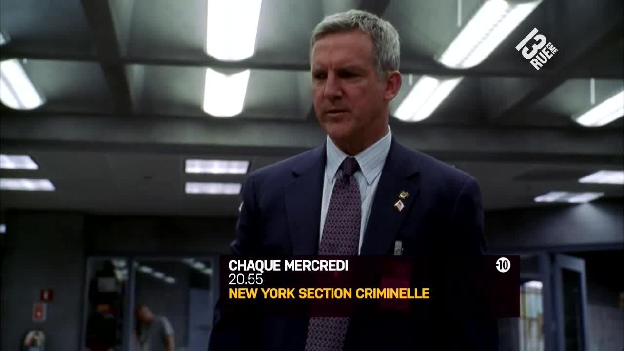 New York, section criminelle