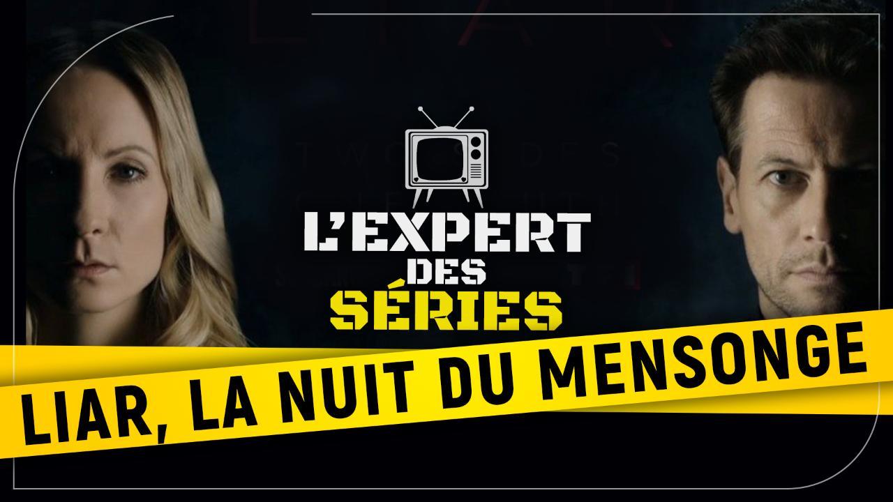 Liar, un thriller sexuel d'actualité avec deux stars de séries