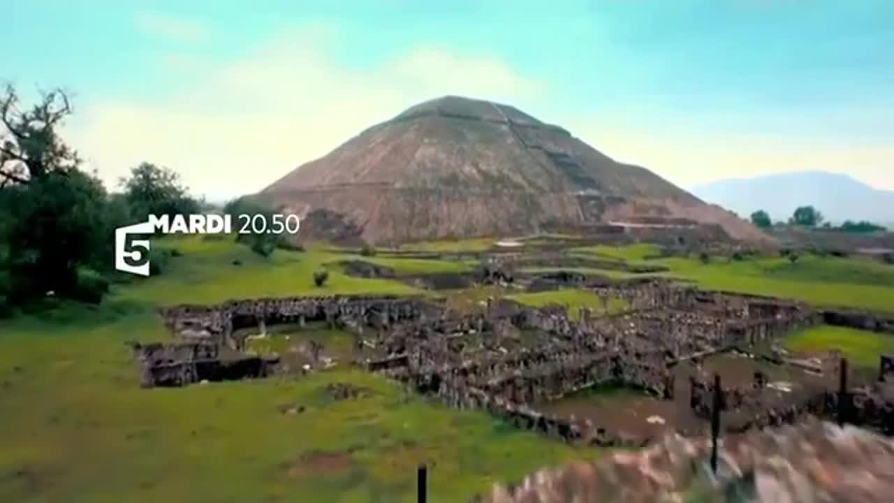 La cité perdue de Teotihuacan