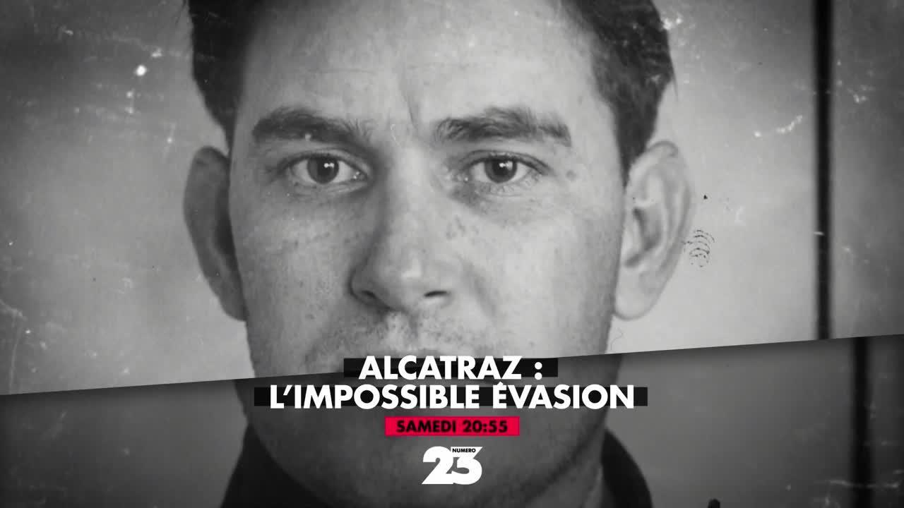 Alcatraz : l'impossible évasion - 13 janvier