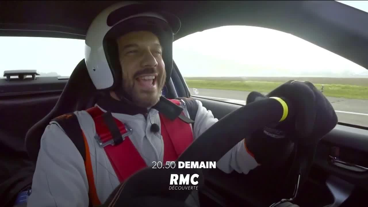 Top Gear France - 14 février