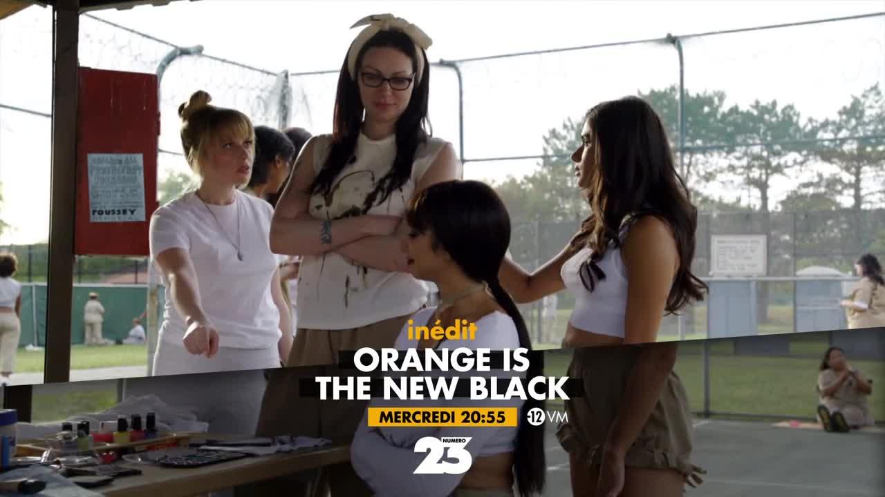 Orange is the new black - 14 février