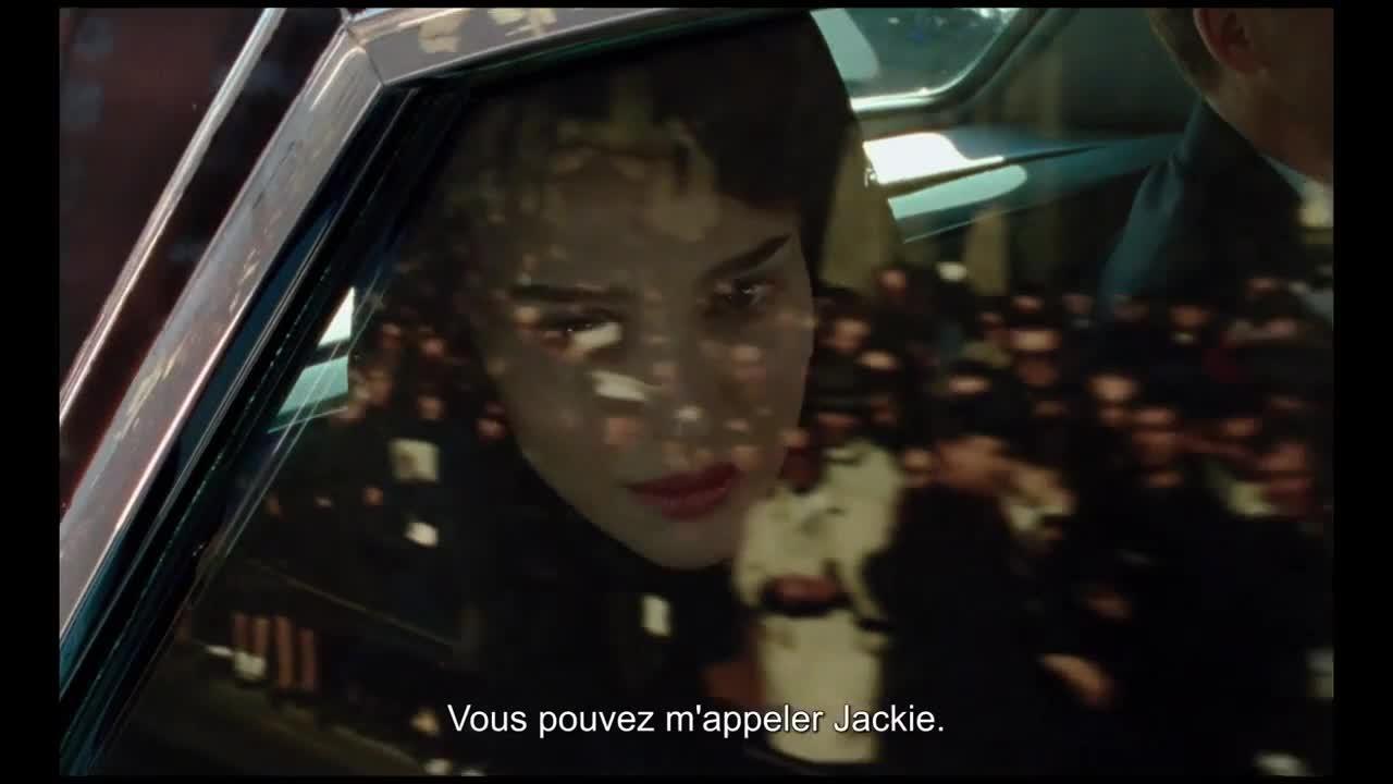 Jackie - 3 mars