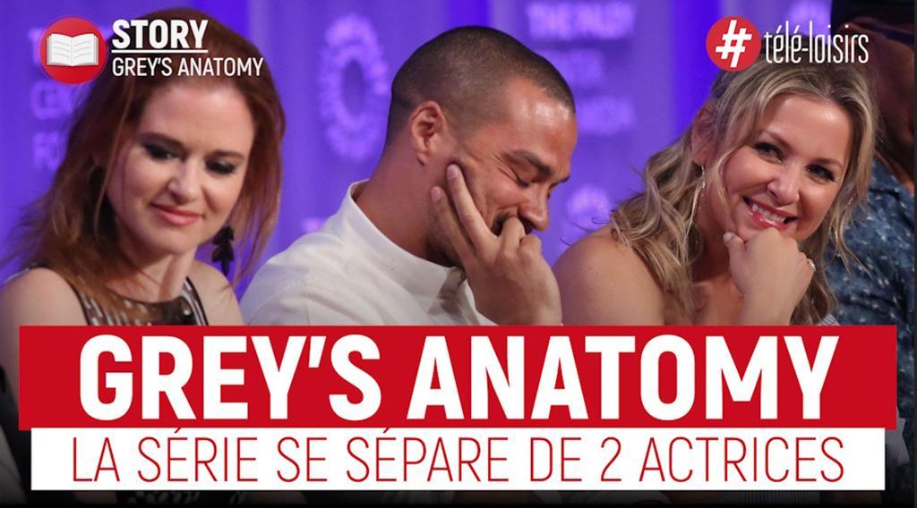 Greys Anatomy Tf1 Une Fin De Saison 13 Explosive