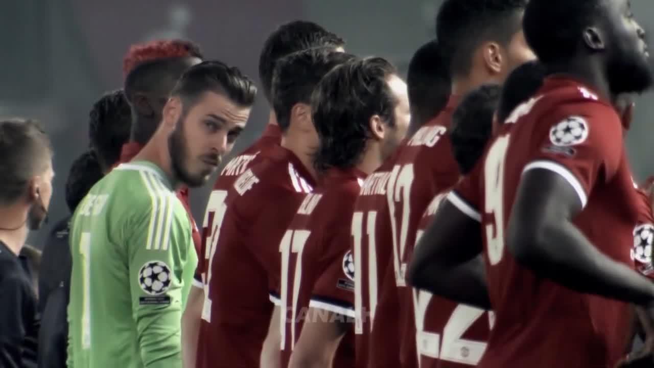 Manchester United/Séville - 13 mars