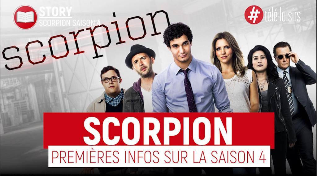 Scorpion : Les premières infos sur la saison 4 de la série