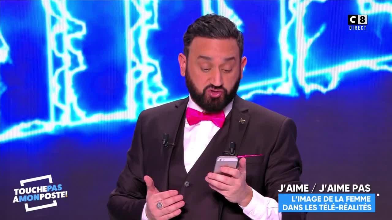 Cyril Hanouna dévoile en direct la décision de Vincent Bolloré de rétablir le signal de TF1 pour le concert des Enfoirés