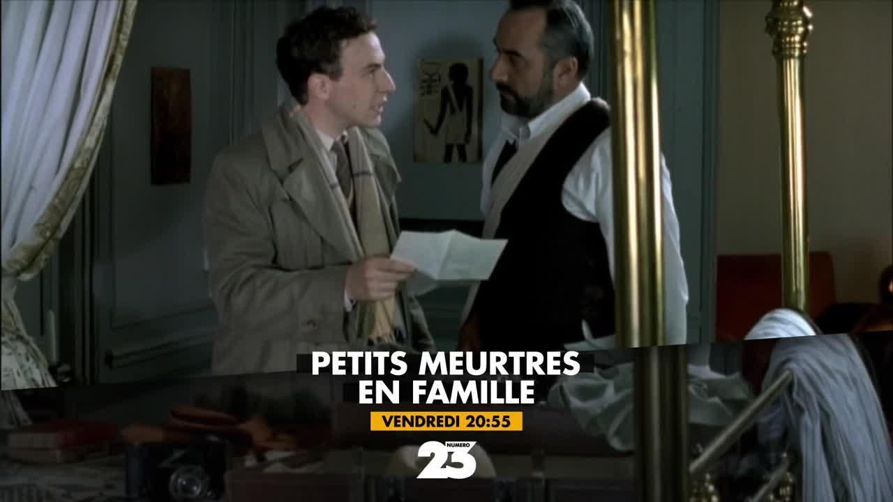 Petits meurtres en famille - 16 mars