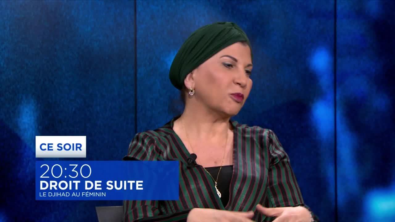 Le djihad au féminin  - 30 avril
