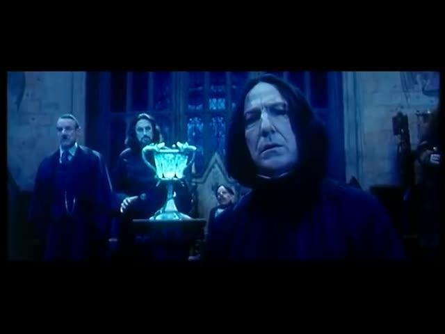 Harry potter et la coupe de feu - Harry potter et la coupe de feu bande annonce ...