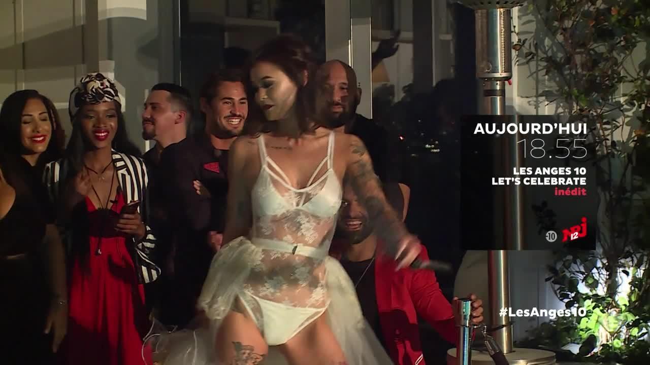 Les anges 10, Let's Celebrate