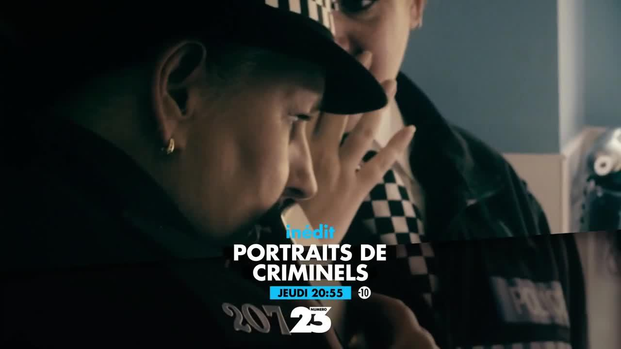 Portraits de criminels - 17 mai