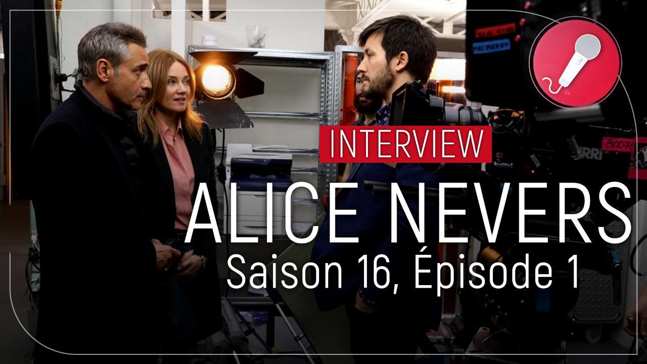 """Alice Nevers : habiter séparément en couple, """"un secret de longévité"""" pour Marine Delterme"""