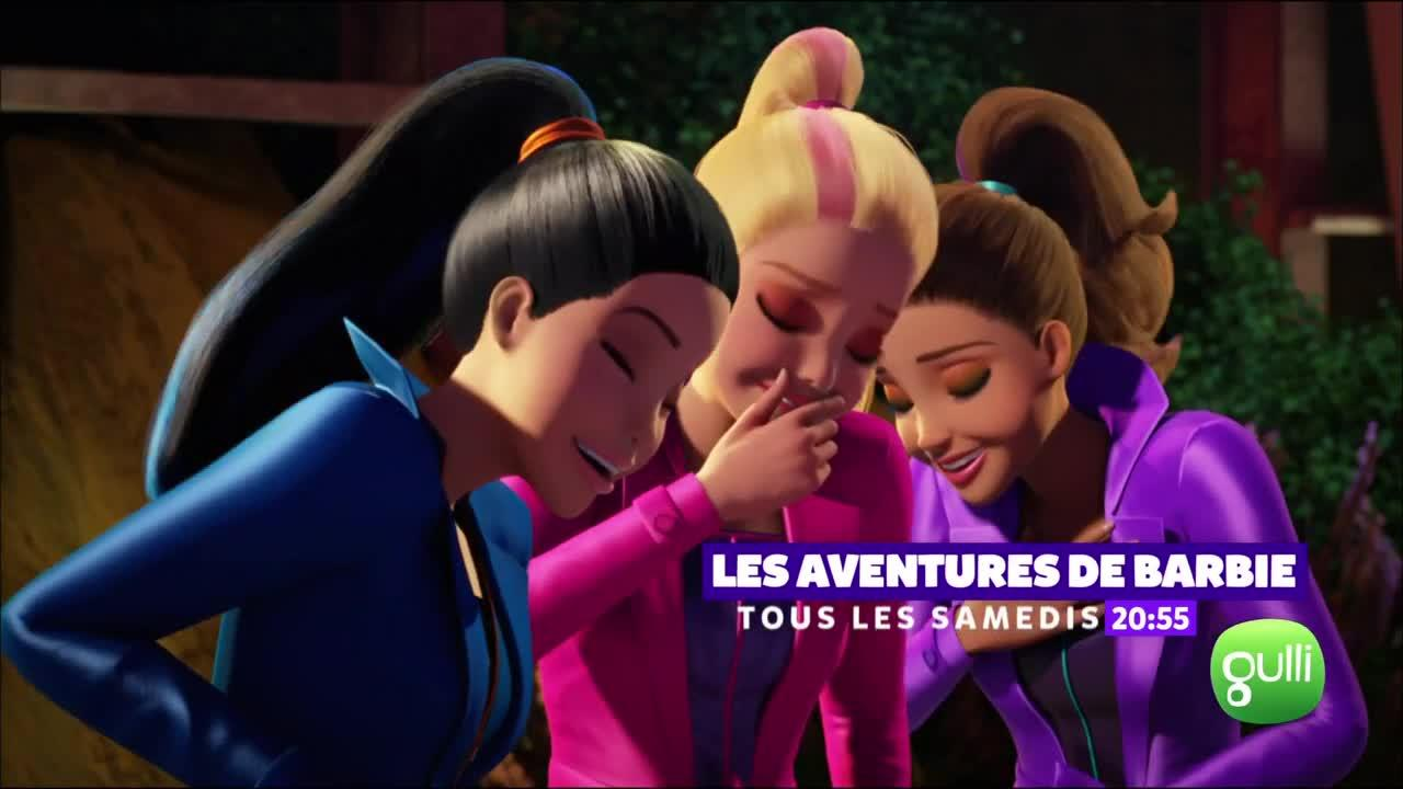 Les aventures de Barbie - 26 mai